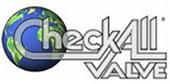 Check-All check valves, flange insert check valves, spring loaded check valves