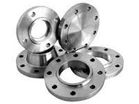 Carbon steel and stainless steel flanges