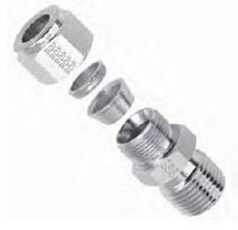 Compression Fittings, Tube Fittings