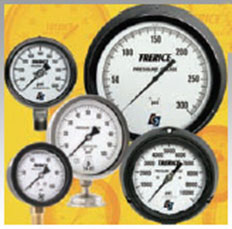 Pressure Gauges, Vacuum Gauges