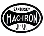 Mack Iron strainers, spectacle blinds, orifice plates, bleed rings