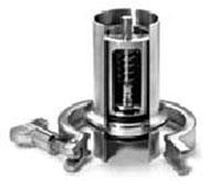 Sanitary stainless steel check valve, Check-All Valve