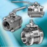 Worcester ball valves