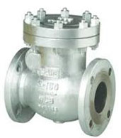 Crane Aloyco check valves, Vogt check valves