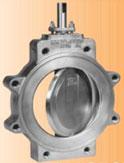High performance butterfly valves:  ABZ Valves, Xomox