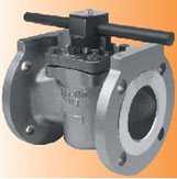 Plug valves, sleeved plug valves, non lubricated, Xomox Tufline