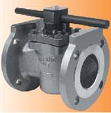Plug valves, sleeved plug valves, non lubricated, Xomox Tufline